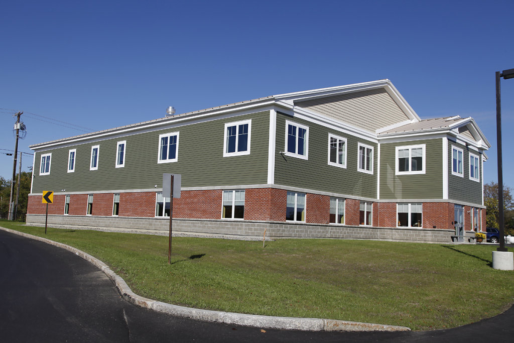 Mid Maine Homeless Shelter